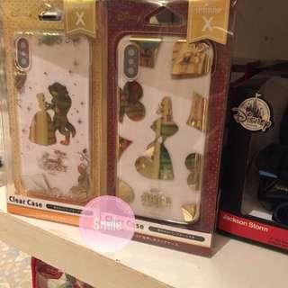 Alice / 美女與野獸 iPhone X 殻