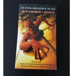 Spider-man Movie Book