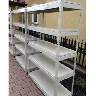 Adjustable Shelves Steel Rack