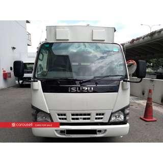 Isuzu NHR85E (COE till 07/2022)