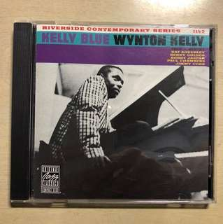 Jazz CD Wynton Kelly - Kelly Blue