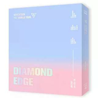 [SEVENTEEN - 2017 Seventeen 1st World Tour Diamond Edge In Concert DVD]
