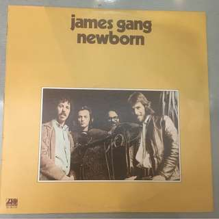 James Gang ‎– Newborn, Vinyl LP, Atlantic ‎– SD36-112, 1975, USA
