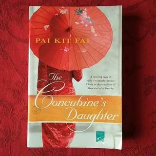 The Concubine's Daughter.