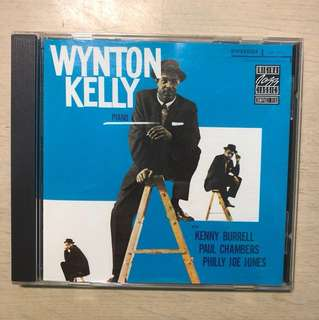 Jazz CD - Wynton Kelly - Piano
