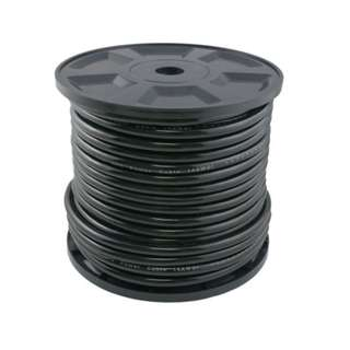 Power Cable 4AWG Black 50M