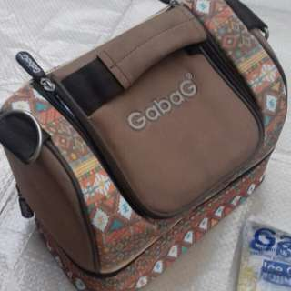 Gabag cooler bag 2 kompartemen