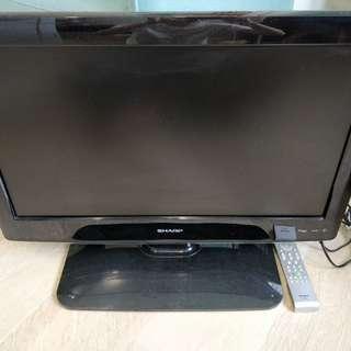 "Sharp 26"" LCD TV LC-26D1H"
