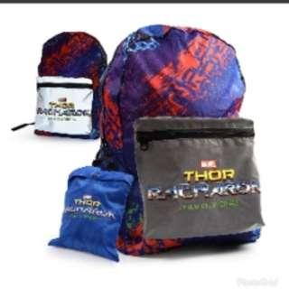 THOR RAGNAROK Foldable Backpack (Limited Edition)