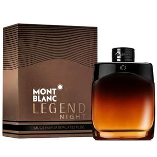 Parfum Original Mont Blanc Legend Night