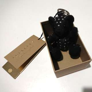 Burberry Bear DFS limited keychain