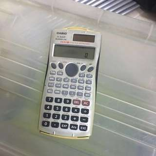 Casio fx-3650P calculator