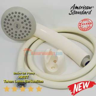 termurah terlaris Shower American Standard AS SET Ivory