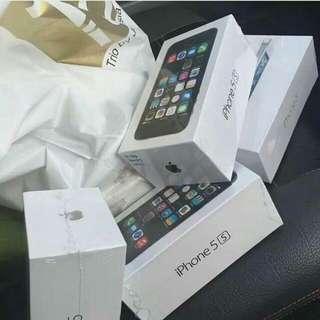 Iphone 5s original LL set harga boleh runding11 freegift
