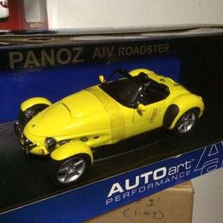 1/18 Panoz AIV Roadster. AutoArt