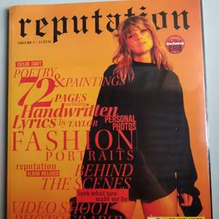 Reputation Mag Vol 1