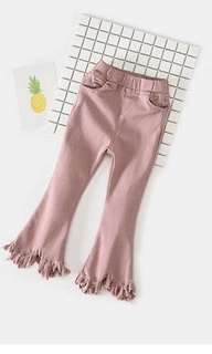BN INSTOCKS Girls 3/4 fashion pants