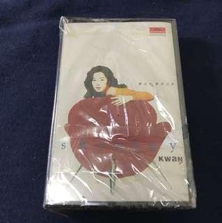 關淑怡製造迷夢 卡帶 (全新未拆封)