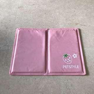 Pets cooling pad