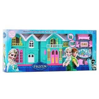 Mainan Rumah-Rumahan Frozen No.275