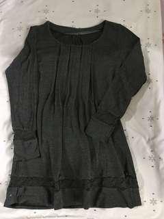 Preloved Korean short dress