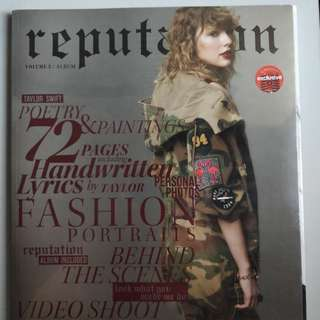 Reputation Mag Vol 2