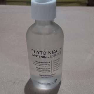 Natural Pacific phyto whitening essence