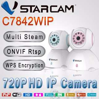 C7842 Plus Full HD wireless IP Camera