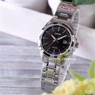 Montres Company香港註冊公司(25年老店) CASIO standard LTP-1308 LTP-1308D LTP-1308D-1 LTP-1308D-1A 兩隻色都有現貨 LTP1308 LTP1308D LTP1308D1 LTP1308D1A