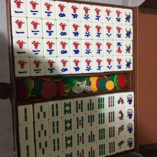 Mahjong Set $35 (size A2)