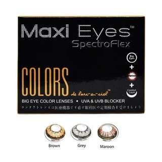 Maxi Eyes Coloured Lenses