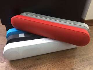 A106 wireless sound bar Bluetooth speaker
