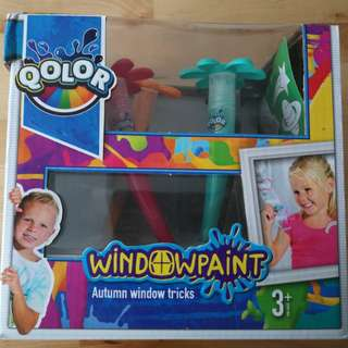 Qolor Window paint