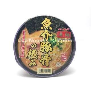 豬骨魚介拉麵