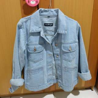 Jaket jeans RE-PRICE