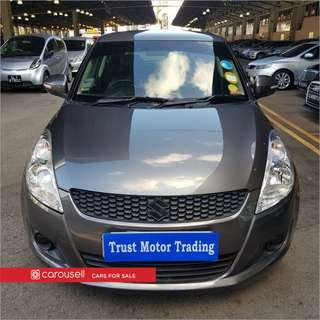 Suzuki Swift 1.4A GLX