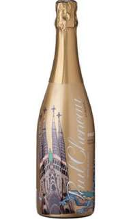 PAUL CHENEAU GAUDI BRUT 12% VOL 0,75L