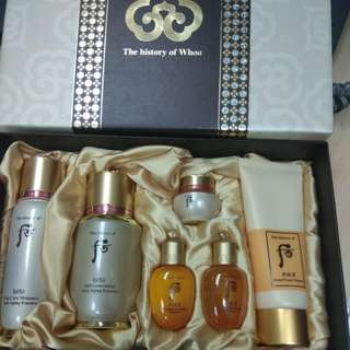 History of Whoo