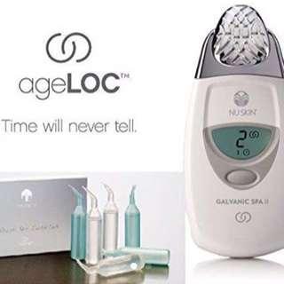 AgeLOC Galvanic Face Spa