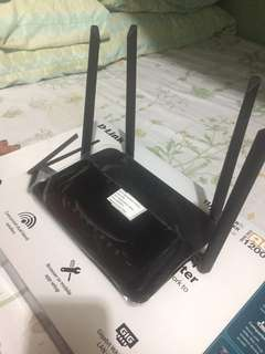 D-Link Gigabit Router