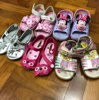 Baby girl / toddler shoes