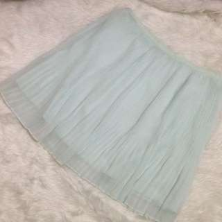 Forever 21 Pleated Skirt