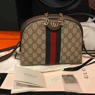 可刷卡可分期** Gucci GGOphidia 肩背 斜背包 蔡依林 英國專櫃購入 現貨   在台灣