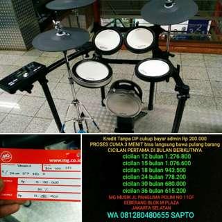 Drum Yamaha DTX 582 k bisa cicil tanpa dp