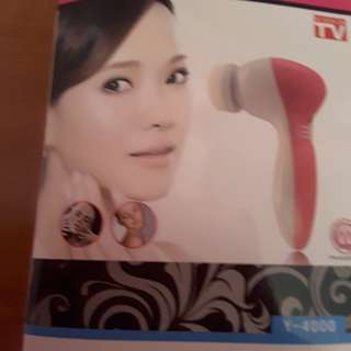 5 in 1 beauty care massager face