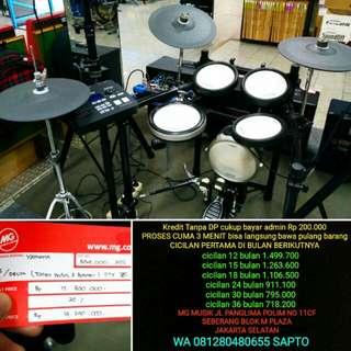 drum Yamaha DTX 720K bisa cicil tanpa dp