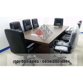 Conference Table_Chairs ( Office Partition ) furniture*