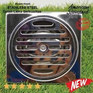 American Standard IN 23 FLOOR DRAIN SQUARE
