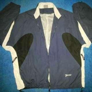 Patrick Blue Jacket