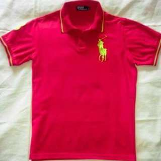 Polo by Ralph Lauren Red Polo Shirt